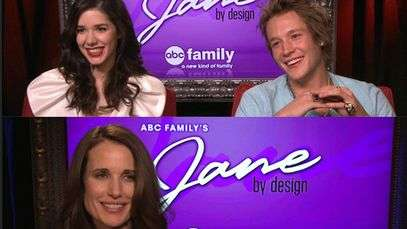 'Jane By Design' stars tell all!