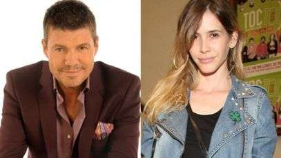 Lo dijo!: Guillermina Valdz confirm su romance con Tinelli