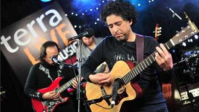 Manuel Garca se convierte en TT en estreno de Terra Live Music Studio