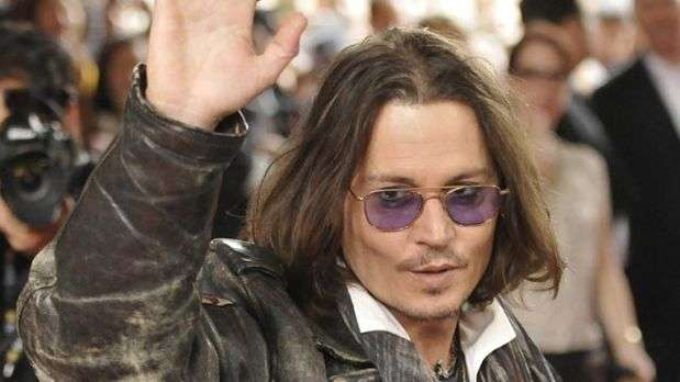 Johnny Depp divulga documental en Toronto
