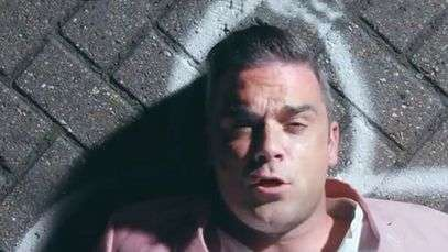 Robbie Williams lanza el primer video de su nuevo disco, 'Candy'