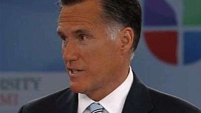 Romney: This campaign is about the 100%