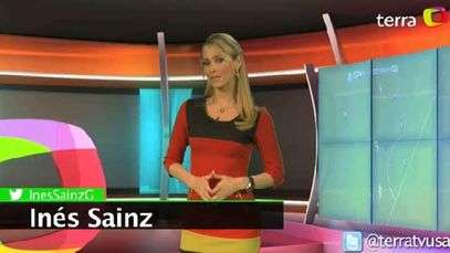 Inés Sainz invites you to partake of the best of the best goals in world soccer.