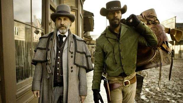 Watch the 'Django Unchained' trailer here