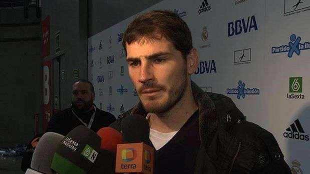 Casillas accepts his benching and has no problem with Mourinho