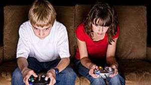 How to get kids away from video games