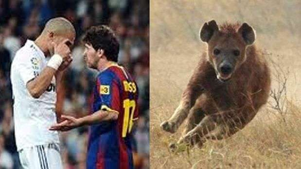 Controversial video compares Real Madrid players with hyenas