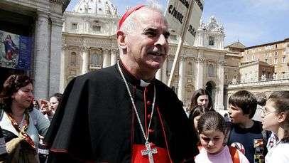 Cardenal británico se disculpa por su 'conducta sexual'