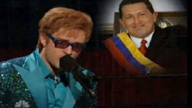 Justin Timberlake's controversial Hugo Ch&aacute;vez parody on 'SNL'