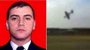 Piloto FACH muerto en accidente había salvado de impactante caída en el 2009