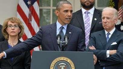 Control de armas: Es un da vergonzoso, dice Obama