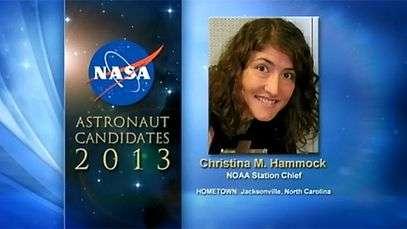 Cuatro mujeres entre los nuevos astronautas de la NASA