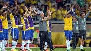 Brasil es el primer finalista de la Copa Confederaciones