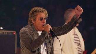 Con la actuacin de The Who, concluy la ceremonia de clausura