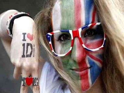 Los fans de One Direction ya esperan en Madrid