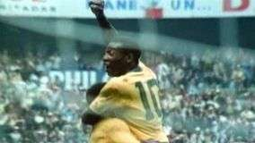 Reviva lo mejor de Pel&#233; en M&#233;xico &#39;70