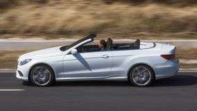 Mercedes Clase E Coup&#233; y Cabrio