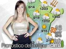 Pron&#243;stico para el 16 de mayo de 2013