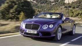 Bentley Continenta GTC V8