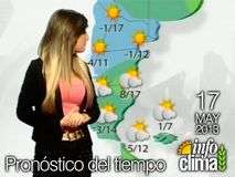 Pron&#243;stico para el 17 de mayo de 2013
