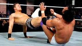 The Miz sacude a Damien Sandow