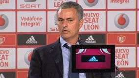 Mourinho: &quot;He fracasado esta temporada&quot;