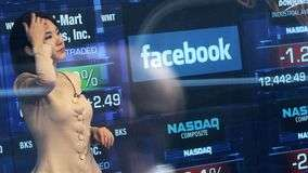 Se cumple un a&#241;o del debut de Facebook en la bolsa