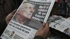 Argentina no llora la muerte de Jorge Rafael Videla
