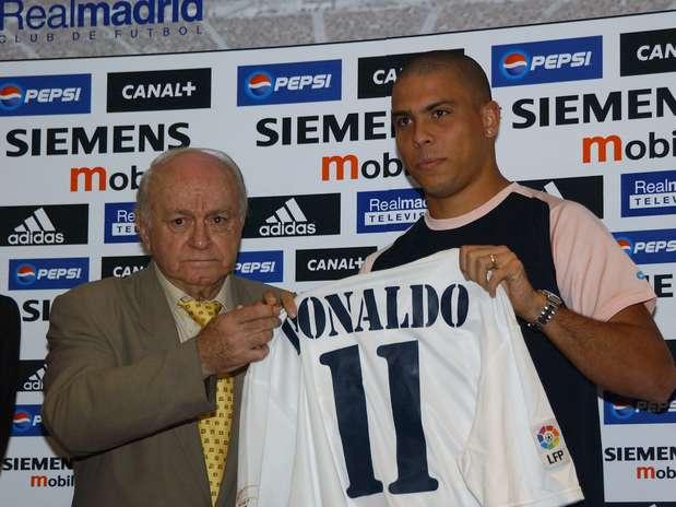 7- Ronaldo, 45 millones de euros