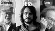 Tuia, Zé Geraldo e Tavito se apresentam ao vivo